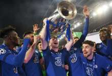 'We are the Blues' – Mikel, Drogba & Eto'o celebrate Chelsea's Champions League triumph