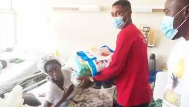 Global Prayer Worship Center Donates To Korlebu Teaching Hospital