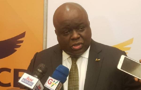 Managing Director of GCB Bank, Mr. John Kofi Adomakoh