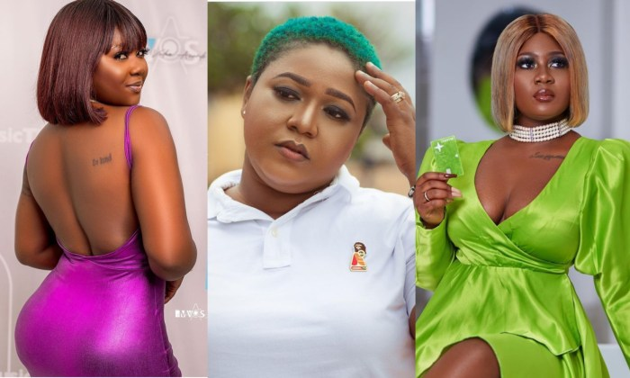 """You Don't Know Me Yet Had The Guts To Say Strangers Were """"Chopping"""" My Bortos In Exchange Of Money – Salma Mumin Blasts Xandy Kamel (Video)"""