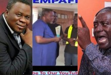 """""""I Pay Tax To The Government"""", Dr. Kwaku Oteng Replies Captain Smart (Video)"""