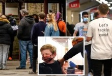 Scientist calls for schoolchildren to be vaccinated as Covid surges among teens