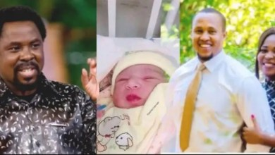 T.B Joshua's Daughter Gives Birth To Baby Boy On The Prophet's Birthday