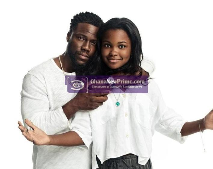 Kevin Hart reveals his daughter's reaction to his cheating scandal