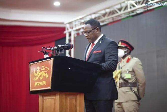 Malawi gov't praises Huawei for enhancing information technology