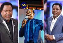 Pastor jubilates over the death of Prophet T.B Josua (Video)