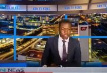"""Drunken""News Presenter Demands Salary During Live News Bulleting"