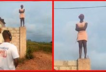 Broken-heart: Lady attemps to commit sû!c!dé after boyfriend ChØp and dump her