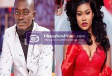 Popular Kumawood Actor curses Lilwin's ex-fiancée Sandra Ababio, drops some bedroom filla [Video]
