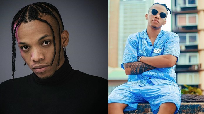 'I can't be with one woman when they are a lot of beautiful women around'- Tekno says bluntly