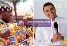 Bishop Dag Heward-Mills apologizes to Otumfuor after his offensive sermon went viral