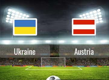 Ukraine vs Austria, Who wins today?
