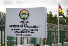 Abu Jinapor commissions MP's office complex at Damongo