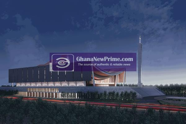 Each Ghanaians should donate GH¢100 a month to build National Cathedral - Akufo Addo appeals