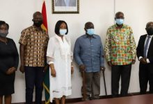 Foreign Minister extols Afrobarometer