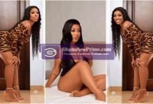 Fantana flaunts her raw goodies in latest b.edr00m photos