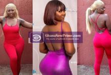 Salma Mumin accepts critics of butts surgery which bloats out of shape