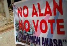 """No Alan, No Vote"" – Residents Of Ashanti Region Vows"