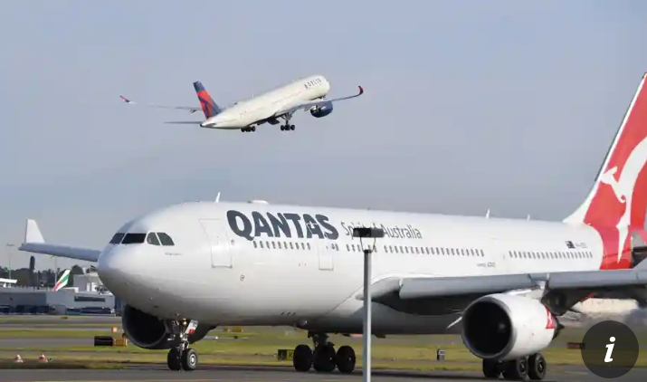 Planes to fly empty into Australia as international arrivals Covid cap bites