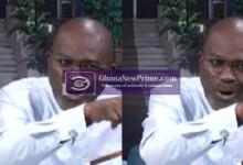 Kennedy Agyapong mentions first name of Ahmed Suale's alleged killer, jabs police