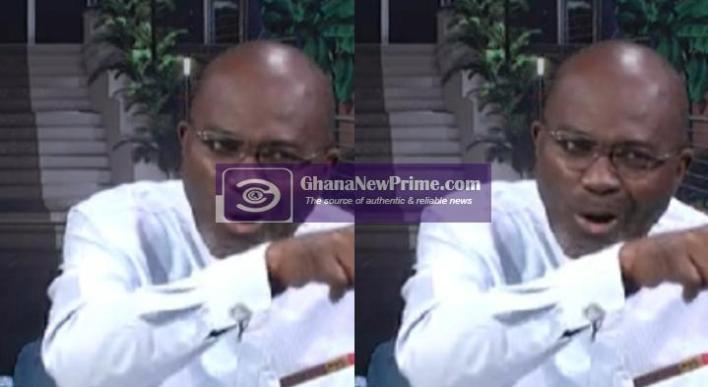 Kennedy Agyapong mentions first name Ahmed Suale's alleged killer, jabs police
