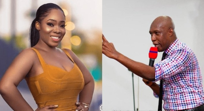 Prophet Kofi Oduro reacts to issue about actress, Moesha Boduong [Video]