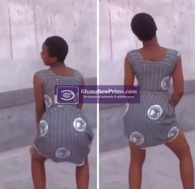 Two SHS girls caught on camera having a twerking challenge [Video]