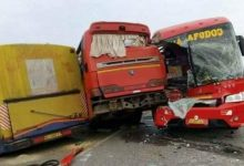 Road accidents kill 1,450 people from January to June 2021