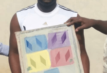 Man arrested for printing fake Hearts of Oak jerseys
