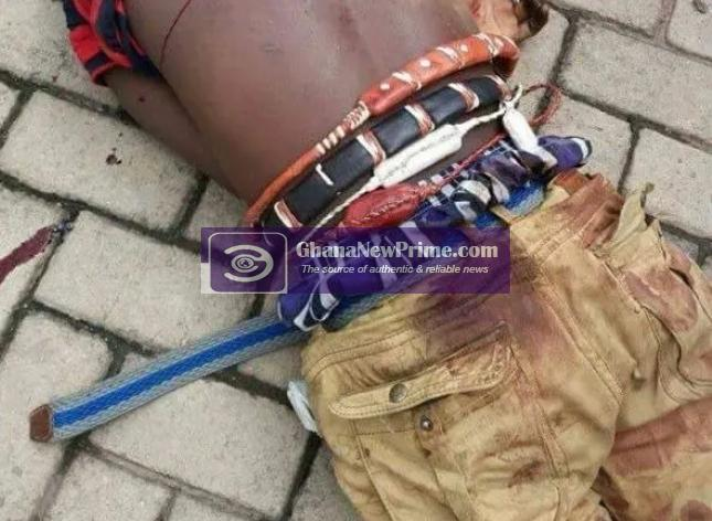 Pastor gun down armed robber, reveals robber's last words before the Police arrived
