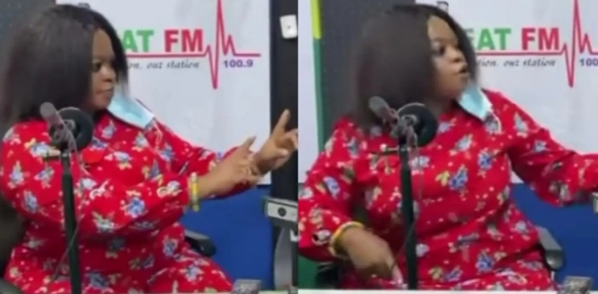 'It's only broke men or those who have waist problems that don't cheat'- Lady shares intriguing observation
