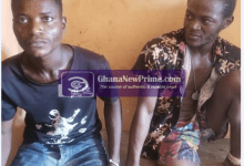 Breaking! Notorious armed robbers arrested at Yeji