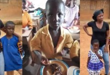 Fufu eating 'our day' student to be relocated to Canada