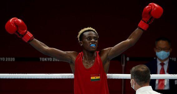President congratulates Ghana's Olympic medal winner