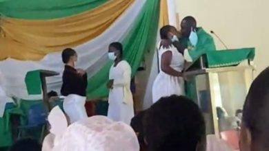 Anglican Priest who kissed 3 students relieved of his duties