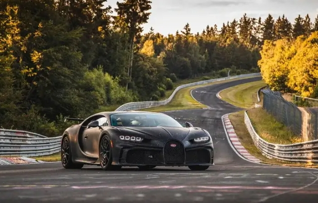 The $4 Million Bugatti Chiron Review