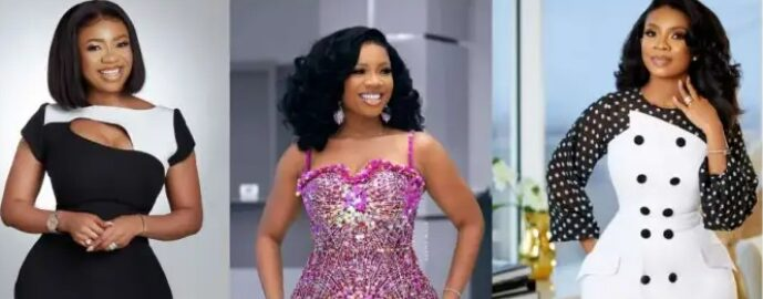 Serwaa Amihere first reaction after John Boadu bedroom video saga
