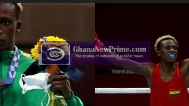 President Akuffo Addo promises Olympic bronze medalist Samuel Takyi a Car and $30k