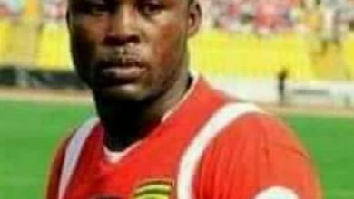 Former Black Stars player announced dead