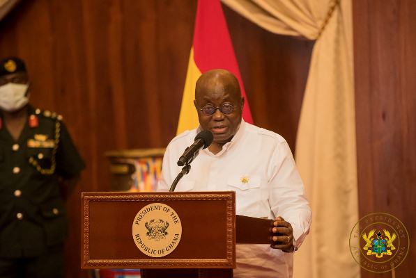 Akufo-Addo urges new envoys to aid post-covid-19 recovery success