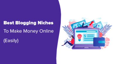 Top 7 Blogging Niches That Will Make Money In 2021