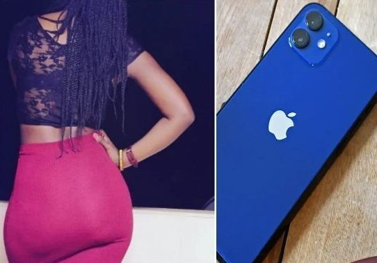 Lady Slams Boyfriend For Failing To Buy Her iphone 11, Threatens To Sleep With Cousin To Get It