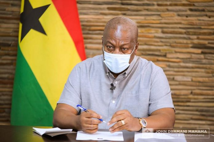 Mahama to register as ''Polling Agent'' in 2024 Presidential & Parliamentary Elections
