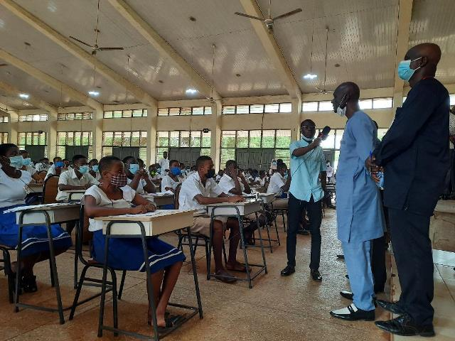Minister challenges WASSCE candidates to achieve better results