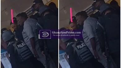 Why Rev Isaac Owusu Bempah was arrested?