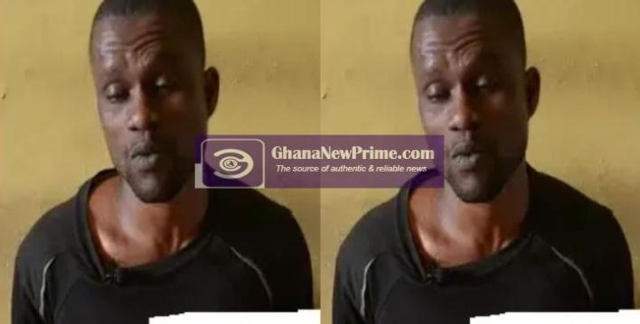Man Arrested For Raping Woman For Not Greeting Him [Video] Amiddle-aged manhas been arrested by the police for allegedly assaulting and raping a woman who refused to greet him. The suspect who spoke in this newviral video has detailed what really happened. The victim said on August 27, 2021, that she was on her way back from her family house when she was stopped by Imoleayo for not greeting him. The man collected her phone, beat her, and then dragged her to a corner where he raped her. Imoleayo blamed his actions on having consumed alcoholic drinks and Indian hemp. https://youtu.be/9maQOBZ7x5w