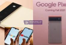 GOOGLE has put its Pixel 6 and Pixel 6 Pro smartphones on display in New York.