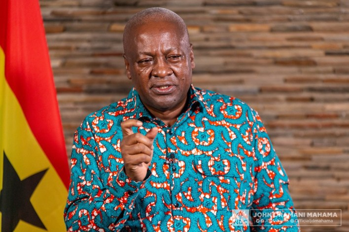"""TEIN-KNUST endorses Mahama's """"do or die"""" comments."""