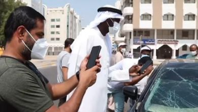 Crowding around accident sites can land you with a fine of Dh1,000.