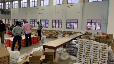 Photo of 5,000 Boxes Of Packaged Food To Be Delivered To Homes From Monday